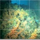 Underwater Photo Room Murals Dining Tile Decor Remodel Interior