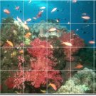 Underwater Picture Tile Room Dining Mural Ideas Remodeling Home