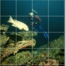 Underwater Image Room Mural Dining Wall Wall Ideas Home Renovate