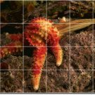 Underwater Picture Mural Living Wall Room Tiles Design Renovate