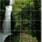 Waterfalls Photo Tiles Mural Floor Bedroom Design Decor Interior