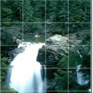 Waterfalls Picture Room Mural Wall Dining Renovations Home Idea