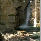 Waterfalls Photo Wall Dining Wall Murals Room House Design Decor