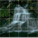 Waterfalls Image Wall Room Dining Murals Wall Decor House Design