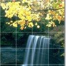 Waterfalls Image Bathroom Murals Wall Interior Renovation Design