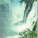 Waterfalls Photo Bedroom Floor Wall Murals Ideas House Renovate