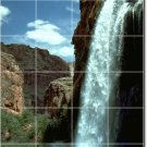Waterfalls Picture Wall Dining Room Wall Murals Design Remodel