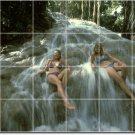 Waterfalls Photo Kitchen Wall Murals Wall Ideas Decorating House
