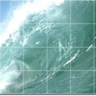 Waves Image Room Mural Tiles Dining Wall Ideas Interior Renovate