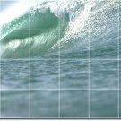 Waves Image Living Room Tiles Mural Wall House Renovation Design