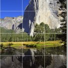 Lakes Rivers Picture Mural Tile Room Construction Interior Ideas