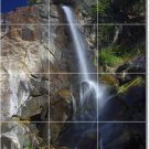 Waterfalls Picture Wall Shower Bathroom Tile Home Decor Modern