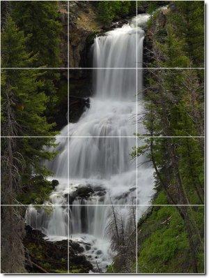 Bathroom Renovation Ideas on Waterfalls Photo Bathroom Shower Tile Remodeling Ideas Interior