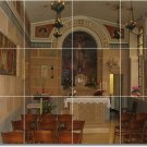 Architecture Photo Dining Tile Room Mural Modern House Remodel