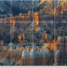 Canyons Image Wall Mural Bathroom House Contemporary Renovations