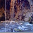 Canyons Photo Kitchen Backsplash Murals Decorate Remodeling Home