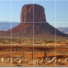 Deserts Image Dining Murals Room Tile Decorate Renovations House