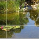 Lakes Rivers Picture Bathroom Tile Home Design Idea Construction