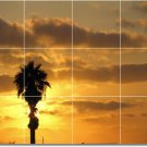 Sunsets Image Wall Bedroom Mural Tiles Home Traditional Renovate