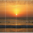 Sunsets Picture Mural Kitchen Wall Backsplash Floor Decor Decor