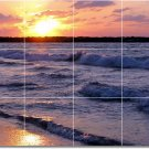 Sunsets Photo Murals Wall Wall Room Dining Modern Home Renovate