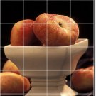 Fruits Vegetables Picture Tile Mural Dining Room Decor Floor