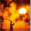 Sunsets Photo Mural Bedroom Tiles Mural Wall Decor Remodel House