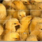 Birds Picture Wall Room Murals Wall Dining House Renovation Idea