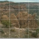 Canyons Photo Dining Room Mural Floor Decorating Idea Commercial