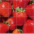 Fruits Vegetables Photo Room Mural Tiles Ideas Commercial Remodel