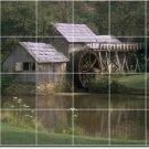 Lakes Rivers Photo Kitchen Backsplash Wall Tiles Decor Remodel