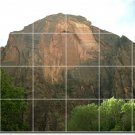 Mountains Image Room Wall Dining Murals Remodeling Design House