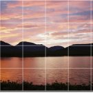 Sunsets Picture Room Murals Dining Wall Design Remodeling House