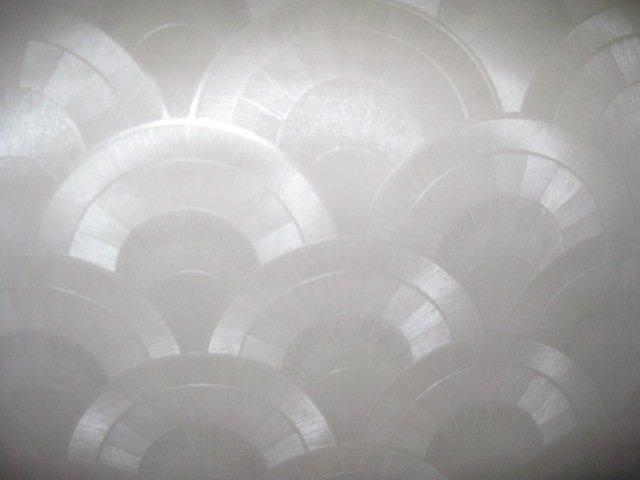 Wallpaper white deco