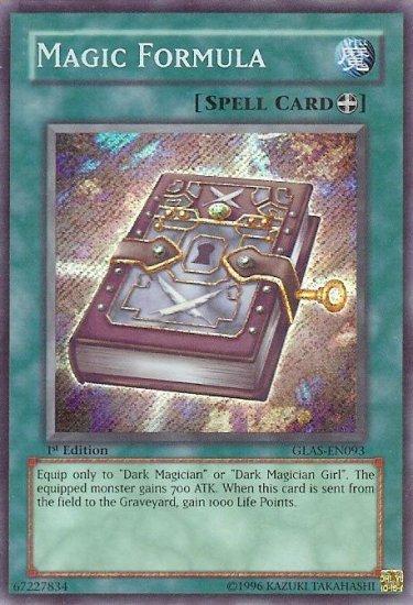 Magic Formula *Virtual Card for PC game*
