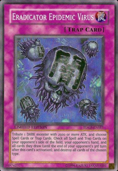 Eradicator Epidemic Virus *Virtual Card for PC game*