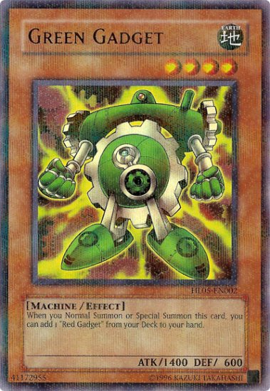 Green Gadget *Virtual Card for PC game*