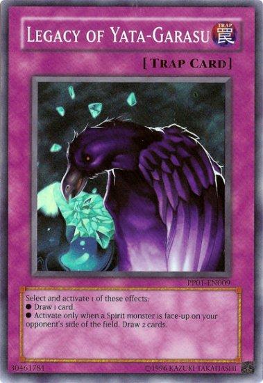 Legacy of Yata Garasu *Virtual Card for PC game*