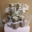 Pre-Sterilized Pint Grain Jars 6 Pack