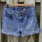 Lucrecia Cut Off Jean Shorts