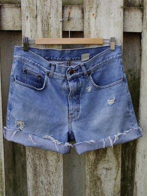 Lucrecia Cut Off Jean Shorts