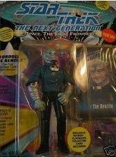 1993 Star Trek Mordock The Benzite Action Figure