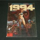 1994 Illustrated Adult Fantasy Magazine Comic Aug. 1980