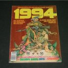 1994 Illustrated Adult Fantasy Magazine Comic June 1980