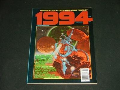 1994 Warren Magazine Illustrated Adult Fantasy Feb. '80