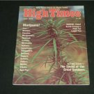 2 High Times Magazines June 1976 Chief Keith Stroups