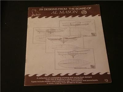 29 designs from the board of AL MASON 1972
