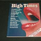 3 High Times Magazines July 1977 Confessions of A Narc