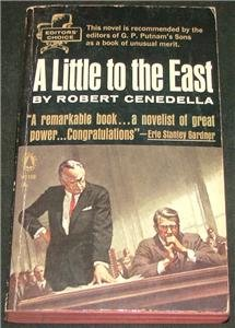 A Little to the East, Robert Cenedella pb 1963