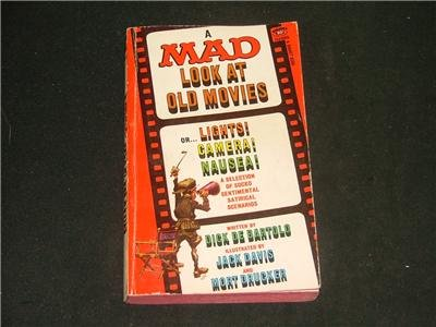 A MAD Look at Old Movies - 1st printing 1966